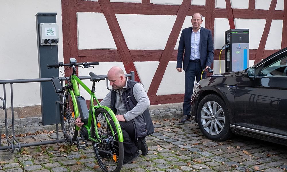 Benedikt Bisping E Mobilität