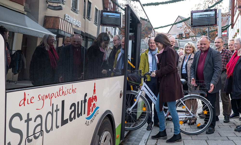 Benedikt Bisping Stadtbus