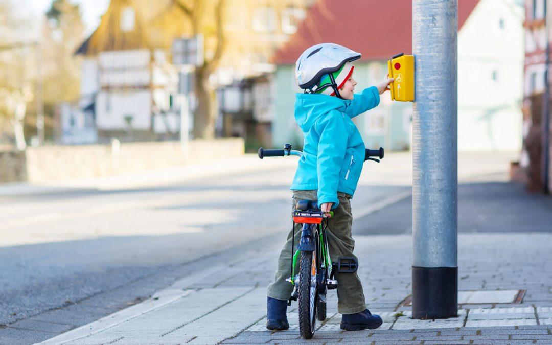 Sichere (Schul-)Wege: Lauf soll Wege und Mobilität für alle bieten
