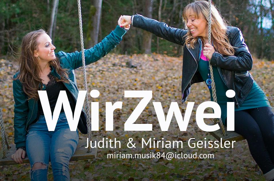 """""""Wir Zwei"""" komponiert Song für Lauf"""