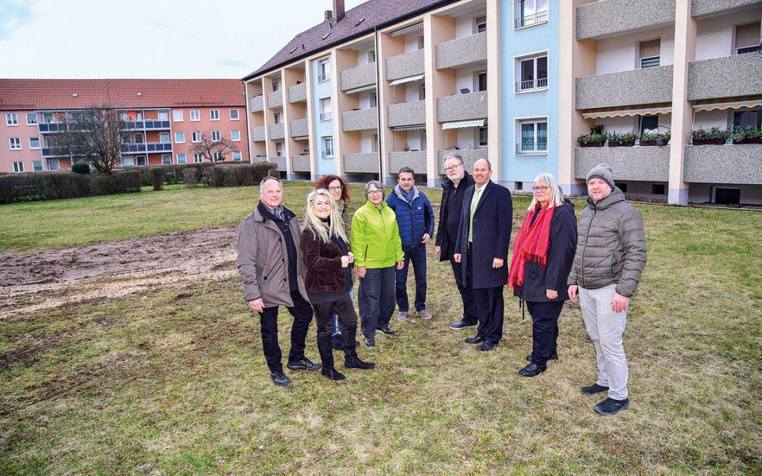 Mehr günstigen und lebenswerten Wohnraum schaffen